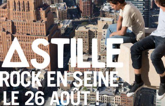 Bastille rejoint la programmation !