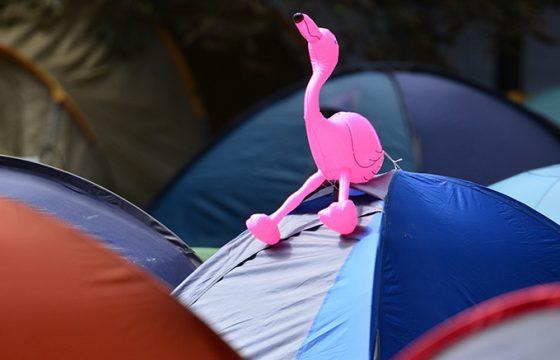 Billets camping épuisés !