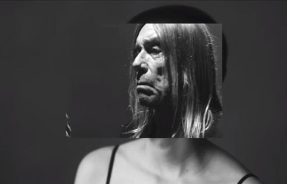 «American Valhalla», le nouveau clip d'Iggy Pop