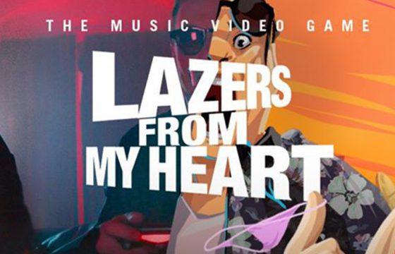 «Lazers From My Heart», le jeu vidéo de Birdy Nam Nam !