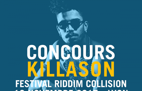 Gagnez des places pour KillAson à Lyon le 19 Novembre au Festival Riddim Collision !