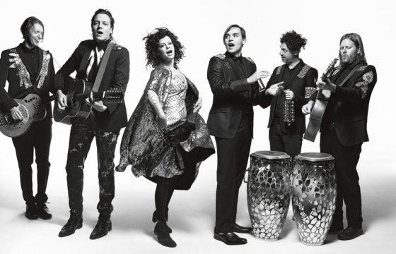 Un DVD Live d'Arcade Fire en janvier 2017