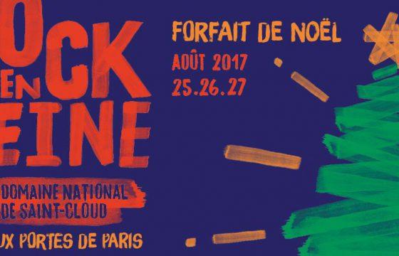 Les premiers billets pour Rock en Seine 2017 sont en vente. Joyeux Noël !
