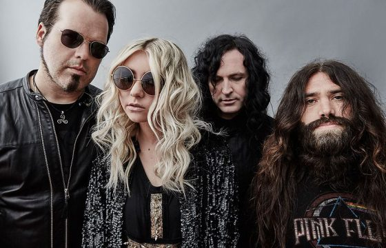 The Pretty Reckless : premières parties