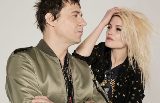 The Kills en live chez Jimmy Kimmel