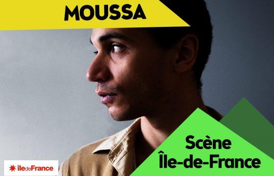 """[ITW] Moussa  """"J'aime que les choses soient comprises ou au moins ressenties"""""""