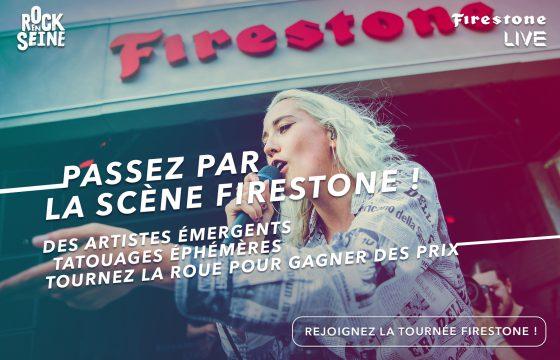Découvrez Firestone Live !