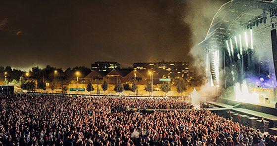 Revivez les temps forts de la dernière journée de Rock en Seine !
