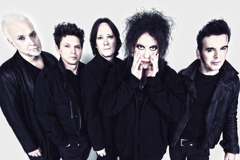 Des nouvelles du documentaire sur The Cure pour les 40 ans du groupe