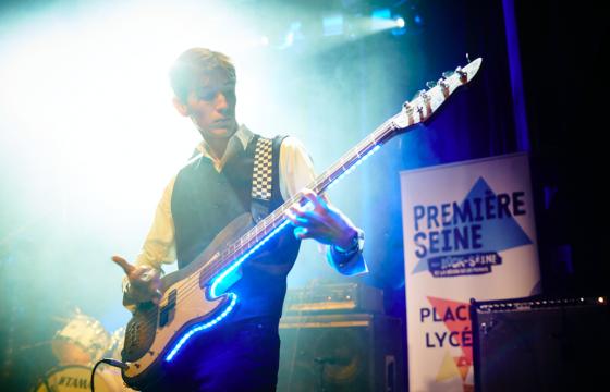 C'est ta chance de jouer à Rock en Seine !