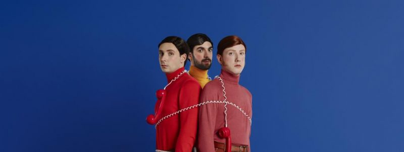 Two Door Cinema Club annoncent un nouvel album et dévoilent un nouveau single