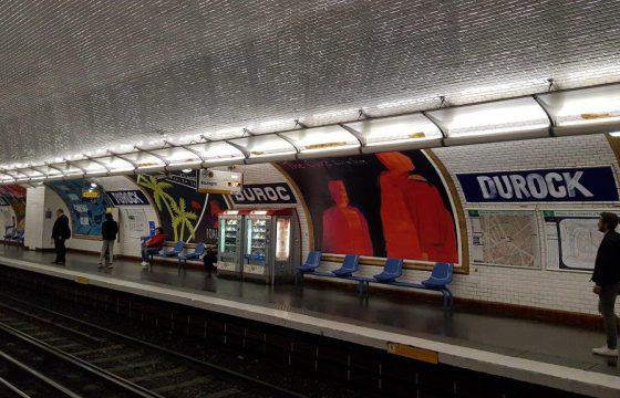 Rock en Seine x RATP  la semaine DUROCK !