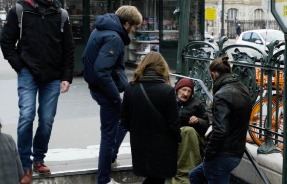 Entourage, association présente à Rock en Seine 2019