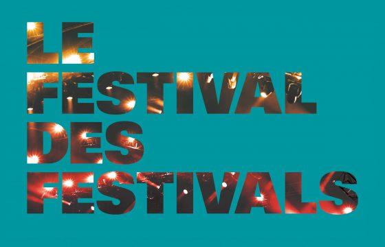 Le Festival des festivals : la programmation